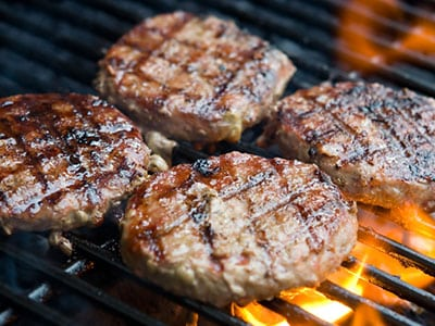 burgers-on-the-grill